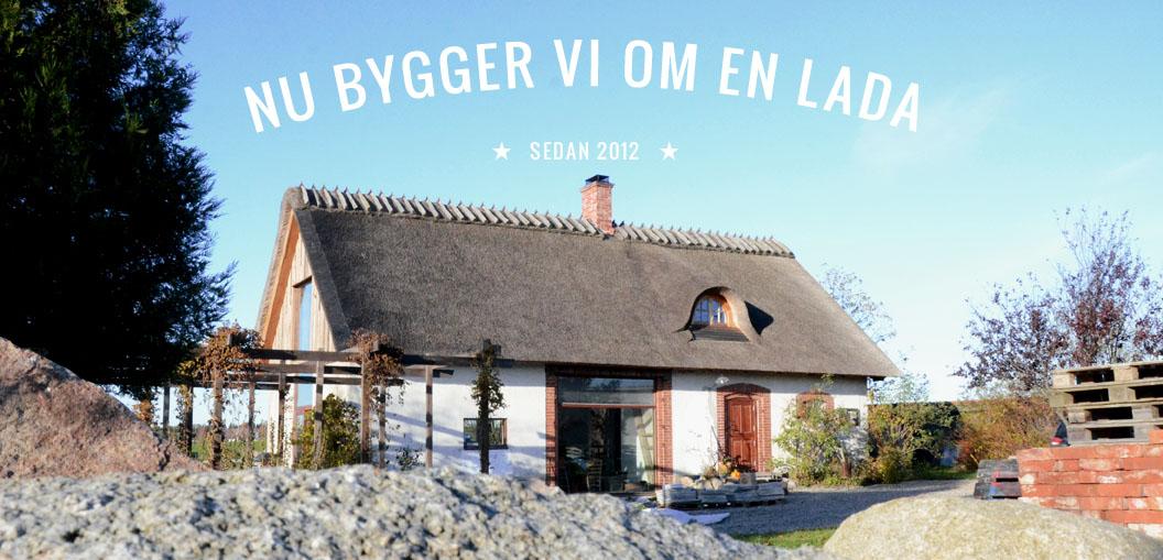 Nu bygger vi om en lada - En av Sveriges största bloggar om renovering och byggnadsvård